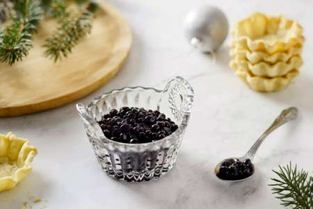 Black soy sauce caviar is ready. I am sharing a recipe for imitating black caviar from soy sauce. The cooking process is simple, although it takes time. Such caviar is suitable for a lean table and vegan food. Enjoy your meal!
