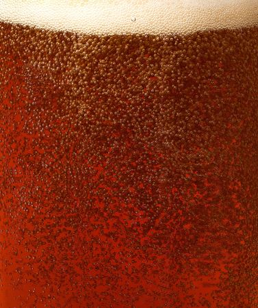 Mug of beer, as abstract background photo