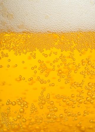 bier glazen: pul bier als achtergrond