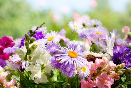 bouquet de fleurs d'été