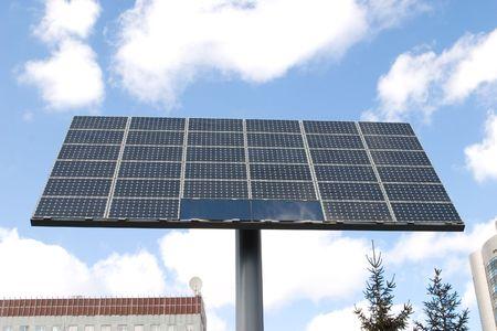 alternative energy sources: Alternative energy sources. Solar panels.