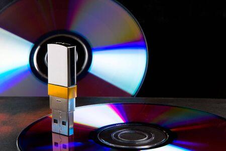 Portable flash usb drive memory