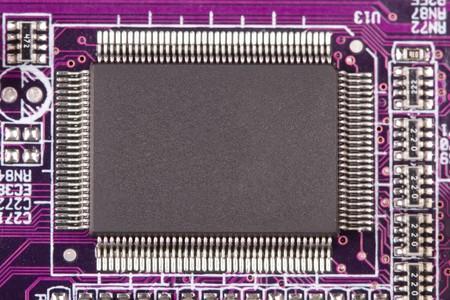 Microcircuit technology photo