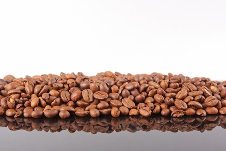 stimulated: Coffee Beans background
