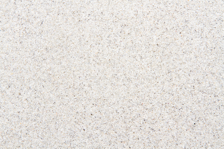 white sand beach: Close up white sandy beach background. Detailed sand texture with Top view.