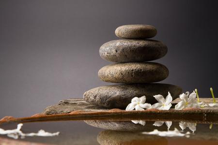 salon: Spa and Massage Stock Photo