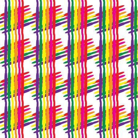 rainbow stripe: Rainbow Stripe pattern, background, vector