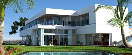 Modern Luxury Mansion photo