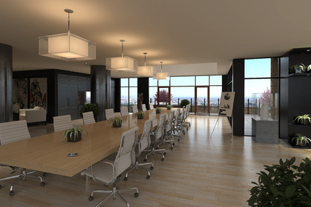 architectural firm: Modern Office