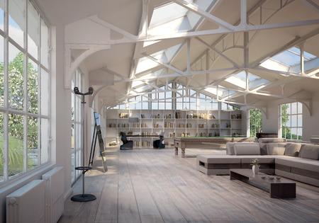 Modern Loft photo