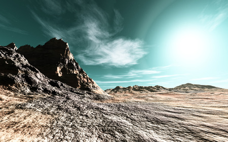 wasteland: The Unknown Planet
