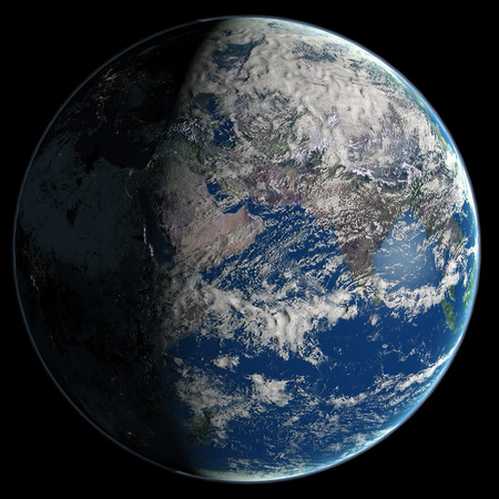 the blue planet: Our beautiful blue planet