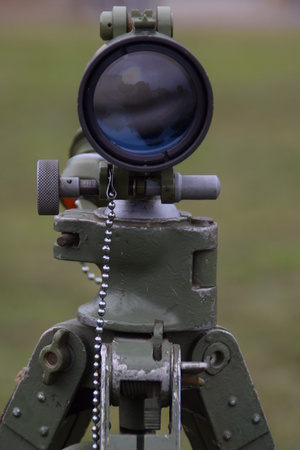 batallón: Un dispositivo de observación de artillería