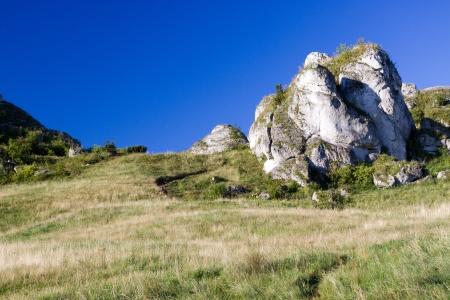 jura: The Krak Upland - Polish Jura