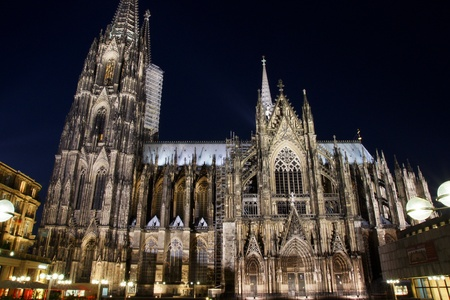 Cologne Cathedral Stock Photo - 13318070