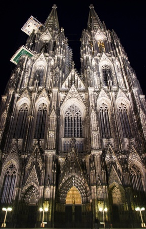 Cologne Cathedral Stock Photo - 13318069