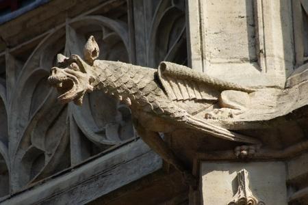 gargouille: Gargouille