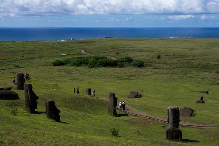 rapa nui: Isla de Pascua