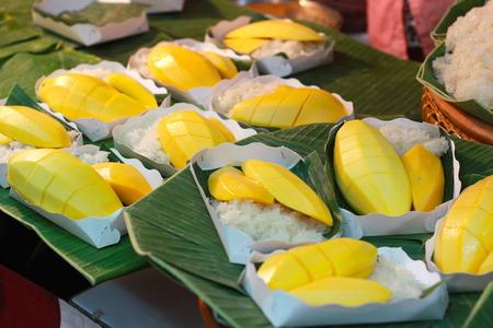 sweetmeat:  Thai traditional dessert