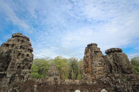 bayon: Bayon Temple, Angkor Thom