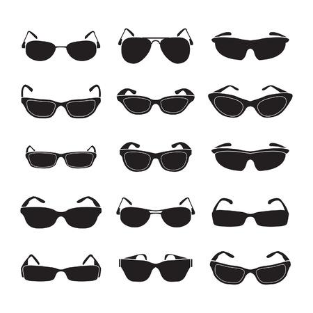 선글라스 설정