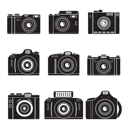 vector camera set  Vector