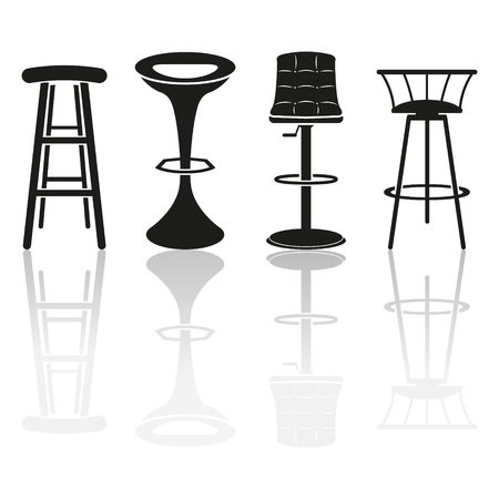 bar stool: Bar stool icons