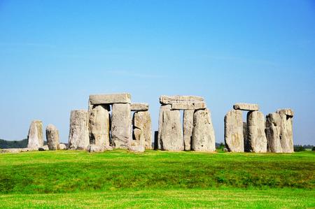 celts: Historical monument Stonehenge England United Kingdom