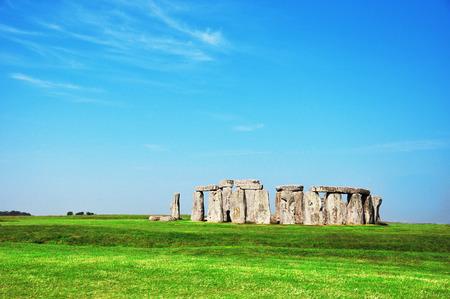 monument historical monument: Historical monument Stonehenge, England, Great Britain