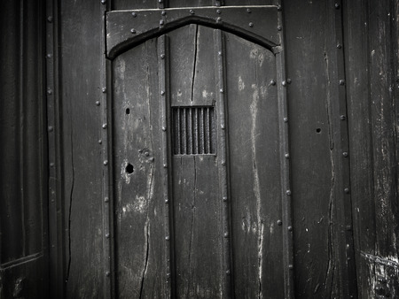 gothic door: Shoot of a very old gothic wooden door ideal for use & Gothic Door Stock Photos \u0026 Pictures. Royalty Free Gothic Door ... Pezcame.Com