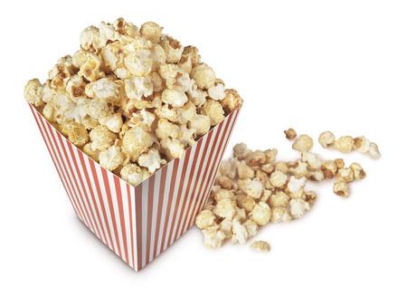 映画劇場のポップコーン ボックス