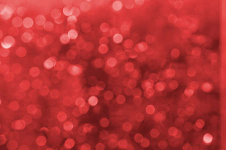 red glittery: Bokeh: Red Stock Photo
