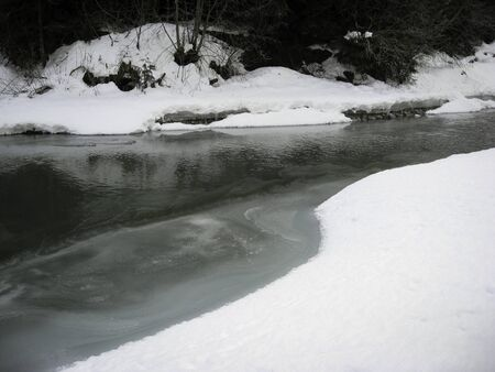 Waters of Ice