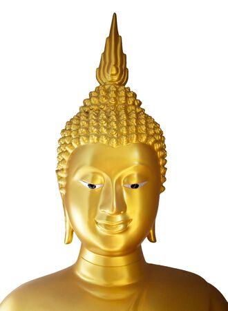 Beautiful face of Buddha Standard-Bild