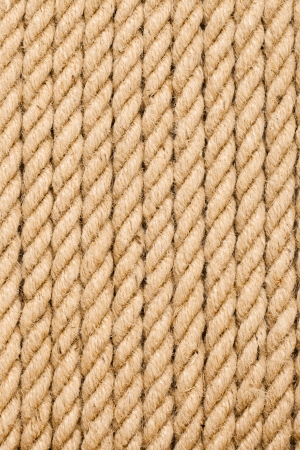 Perfect yellow rough rope texture photo