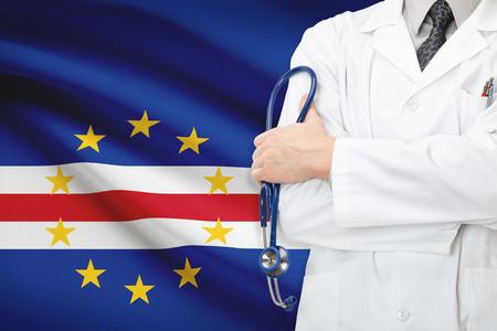 cape verde: Concept of national healthcare system - Cape Verde