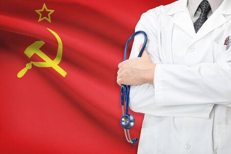 soviet union: Concept of national healthcare system - USSR - Soviet Union