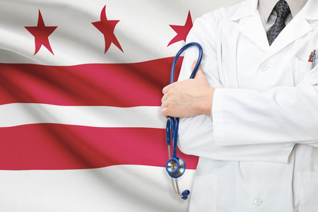 district columbia: Concept of US national healthcare system - District of Columbia