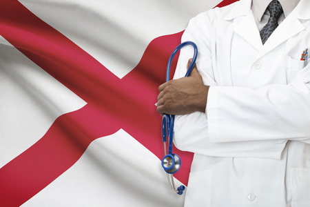 Concept of national healthcare system - Alabama