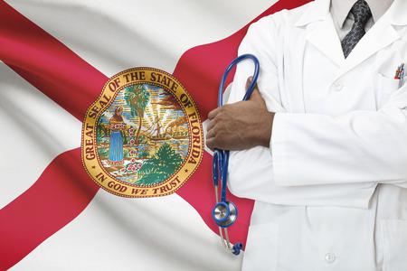 Concept du système national de santé - Floride Banque d'images - 36050449