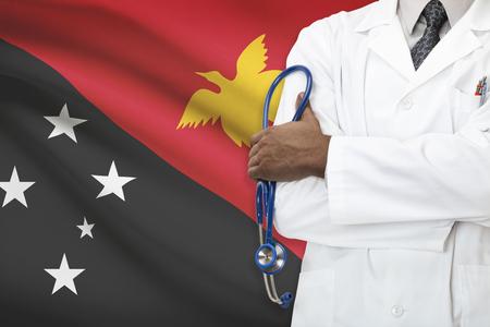 Nuova Guinea: Concetto di sistema sanitario nazionale - Papua Nuova Guinea