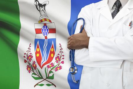 yukon: Concept of Canadian healthcare system - Yukon