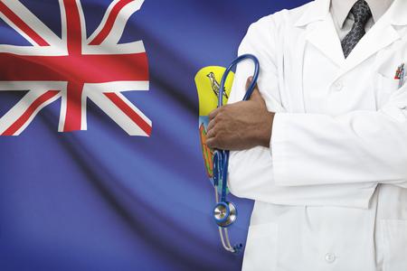 helena: Concept of national healthcare system - Saint Helena Stock Photo