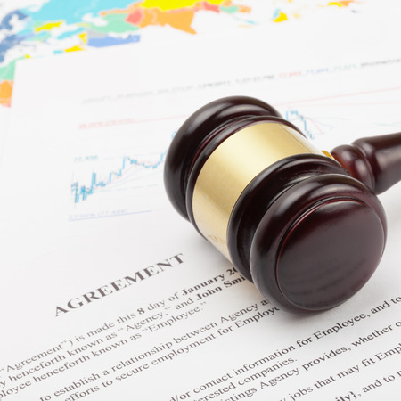Arbitration Agreement Stock Photos & Pictures. Royalty Free