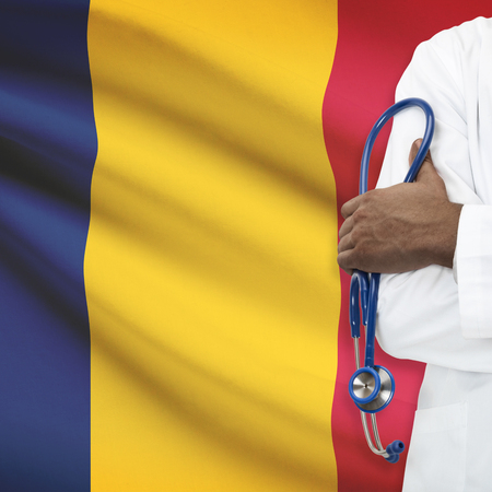 chadian: Concept of national healthcare system series - Chad