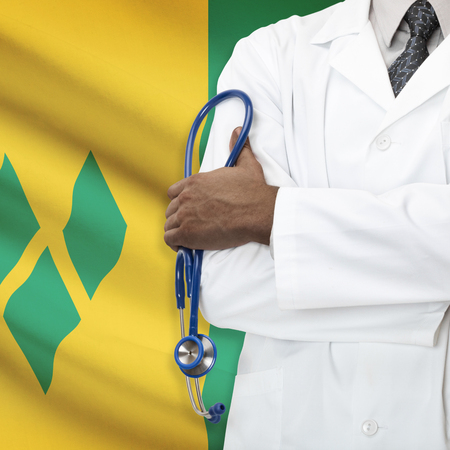grenadines: Concept of national healthcare system series - Saint Vincent and the Grenadines
