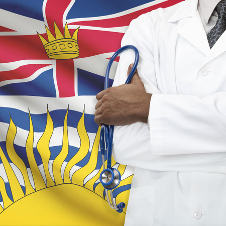columbian: Concept of Canadian healthcare system series - British Columbia