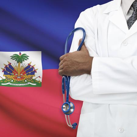 haiti: Concept of national healthcare system series - Haiti