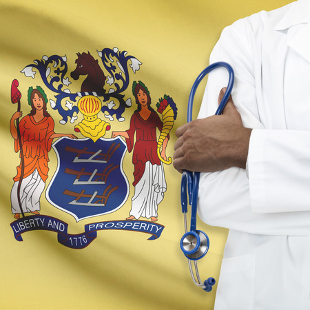 new jersey: Concept of national healthcare system series - New Jersey
