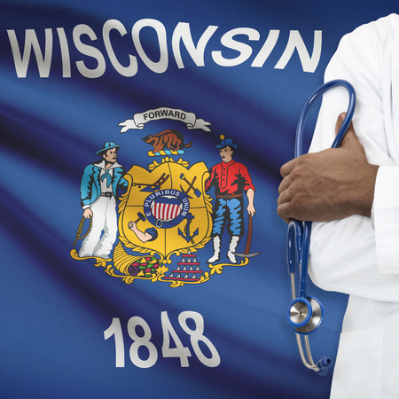 wisconsin: Concept of national healthcare system series - Wisconsin